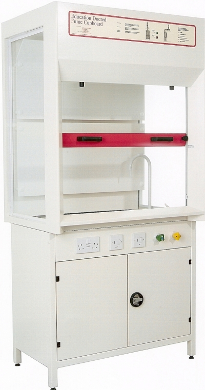Educational Ducted Fume Cupboard