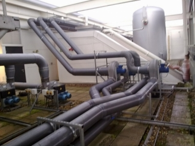 Fume Extract Systems