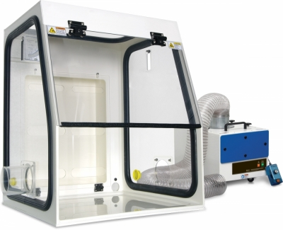 Vented Containment Enclosures for Compounding and Powder Weighing